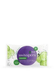 Cucumber Facial Wipes 5 pack