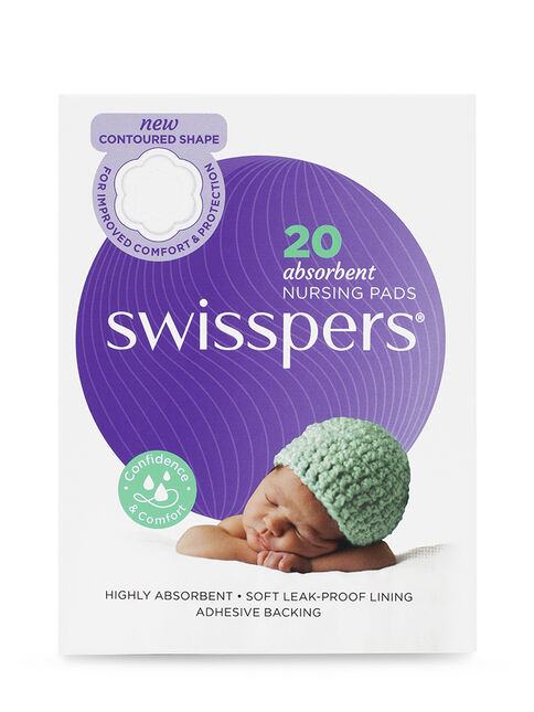 Absorbent Nursing Pads 20 Pack