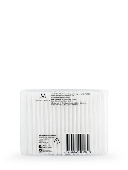 Cotton Tips 400 pack