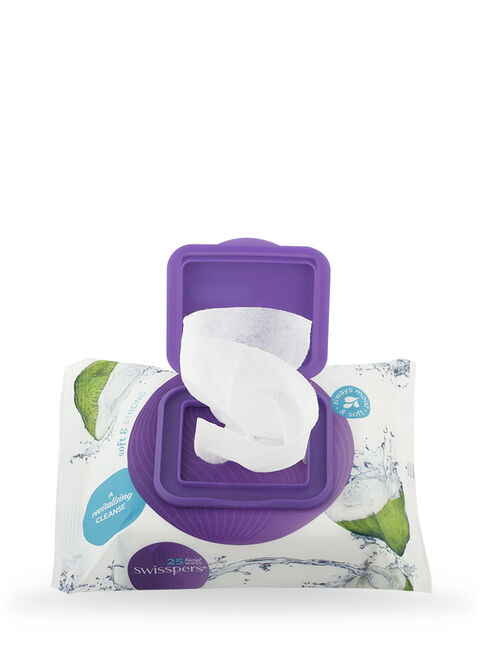Micellar and Coconut Water Facial Wipes 3x25 Pack