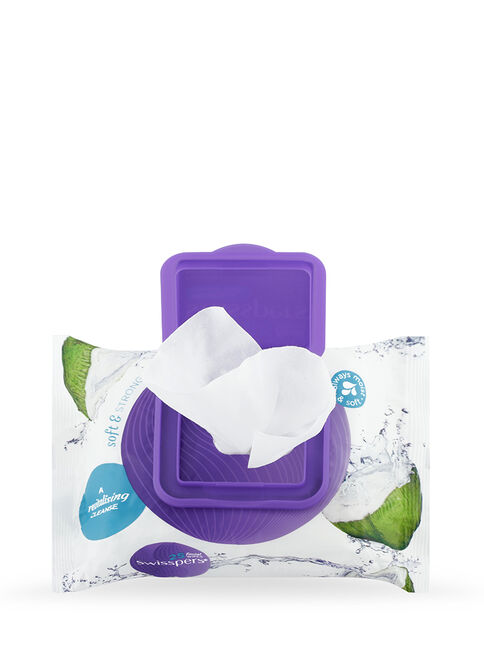 Micellar and Coconut Water Facial Wipes 25 pack